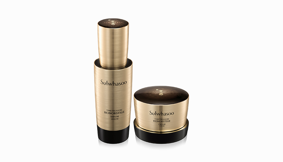 Sulwhasoo launches the new<br> Timetreasure Honorstige