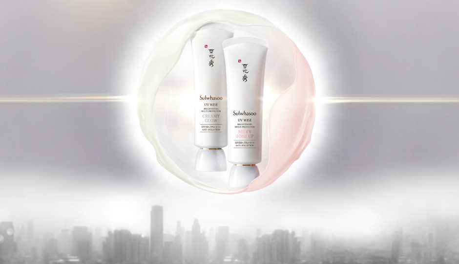 Sulwhasoo releases upgraded anti-pollution,<br>sun-care cream, UV Wise Brightening Multi Protector