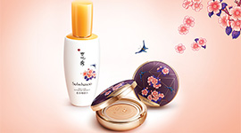 Sulwhasoo unveils 'Flowers and Butterflies' Limited Edition