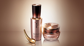 "Sulwhasoo launches upgraded ""Timetreasure Invigorating Eye Cream"" and ""Timetreasure Invigorating Eye Serum"" products"