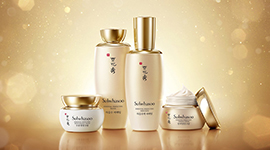 "Sulwhasoo launches the DTD-only<br>""Essential Perfecting Line"""