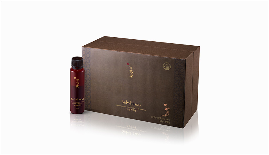 Sulwhasoo Invigorating Ginseng Extract Ampoule