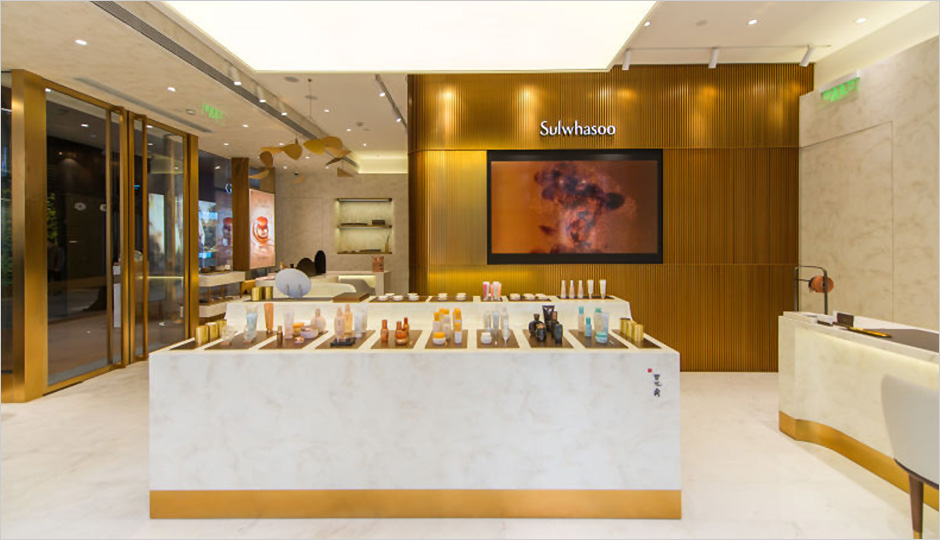 Sulwhasoo opens its 100th store in China