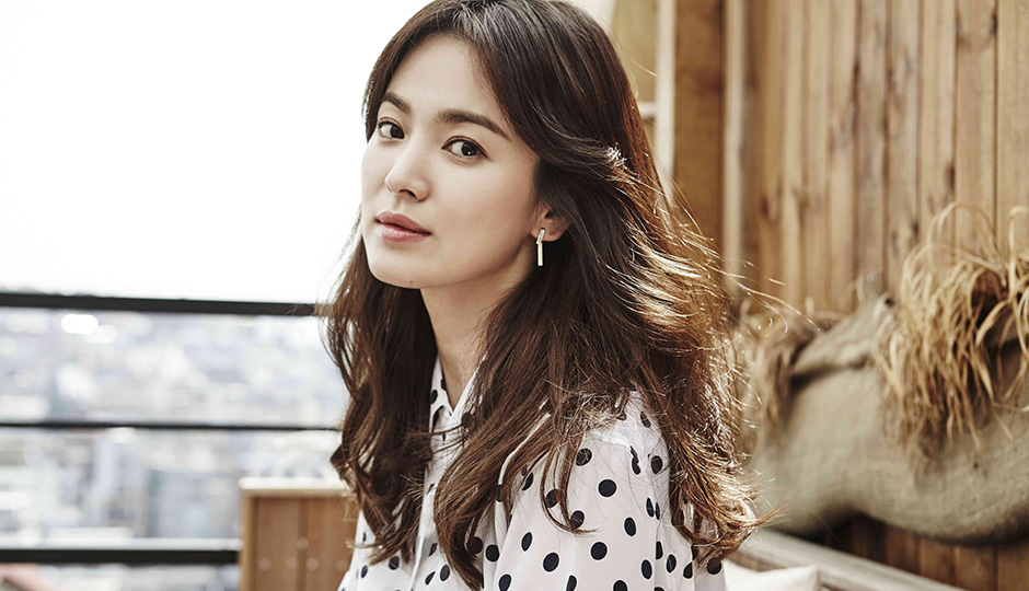 Song Hye kyo became the muse of the top Korean beauty brand, Sulwhasoo