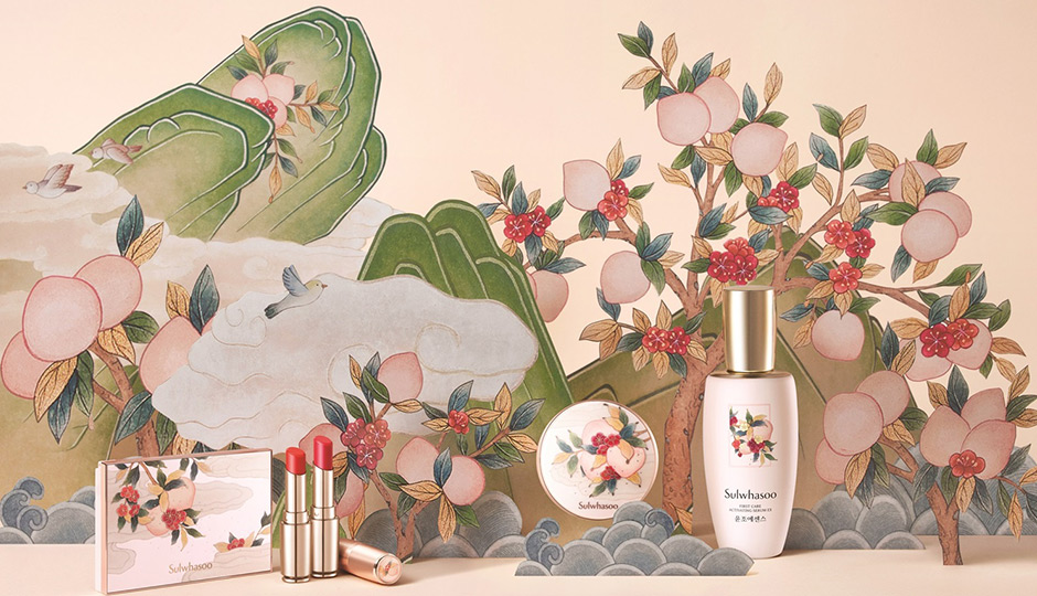 Sulwhasoo launches Peach Blossom Spring Utopia Limited Edition