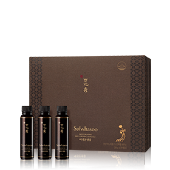 Invigorating Red Ginseng Ampoule