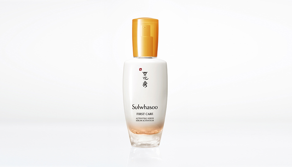 "Take the first step of anti-aging with new JAUM Activator™Sulwhasoo ""First Care Activating Serum"""