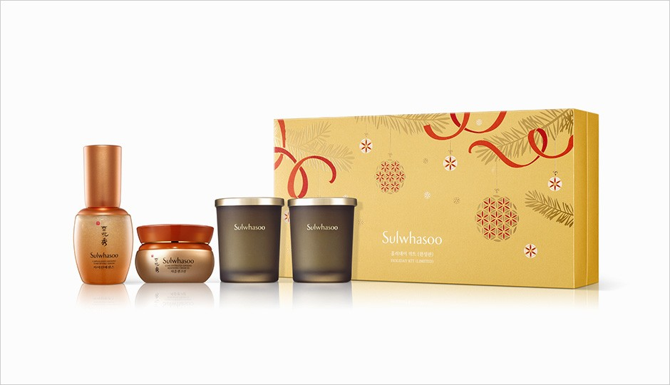 Sulwhasoo Holiday Kit