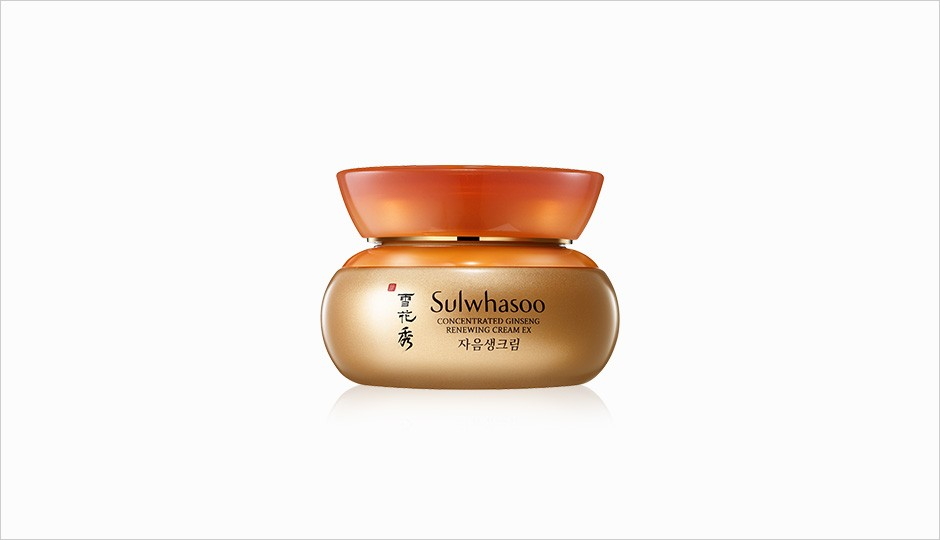 Sulwhasoo releases upgraded Concentrated Ginseng Renewing Cream EX
