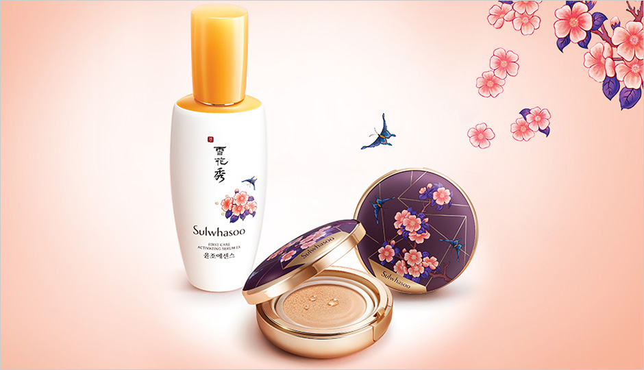 Sulwhasoo 'Flowers and Butterflies' Limited Edition