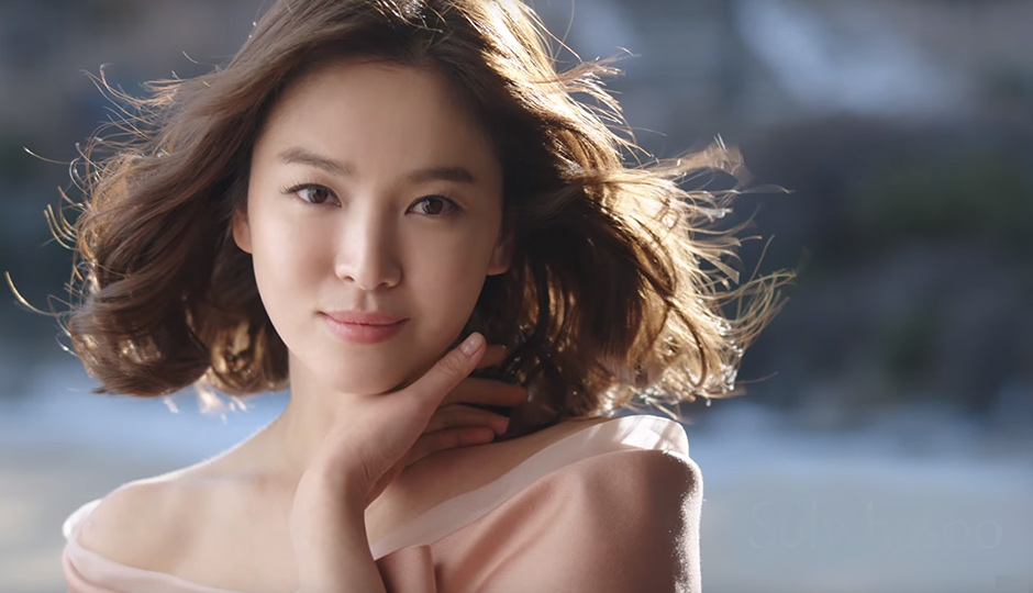 Interview with Sulwhasoo's new muse, Song Hye Kyo